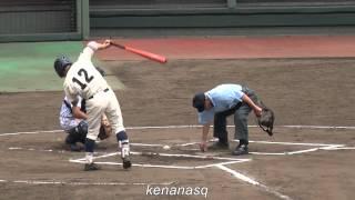 滑川総合 馬場優治選手(3年夏)/ Fantastic Highschool BB Player 150723 thumbnail