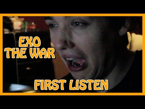 EXO - THE WAR - THE 4TH ALBUM - FIRST...