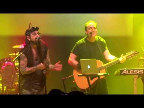 Neal Morse Band - Mike Portnoys Speech, Freedom Song - live @ Z7, Pratteln 24.03.2017