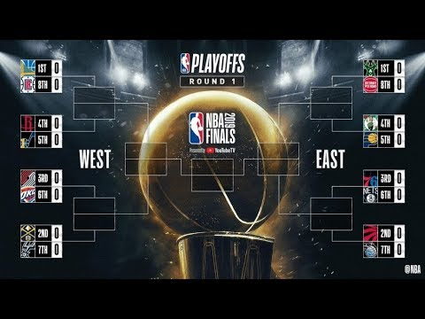Nba Bracket Challenge For My Subs Best Playoff Bracket Wins Youtube