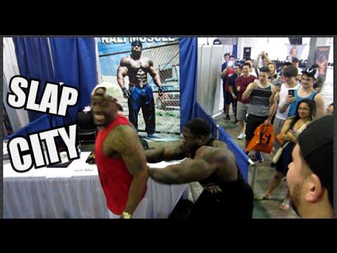 Kali Muscle Slap City Youtube