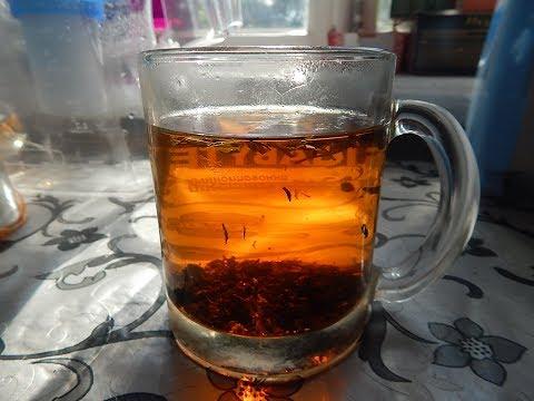 Как делать иван-чай ферментированный
