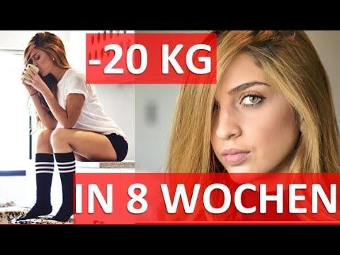 Abnehmen 20 Kilo in 2 Monaten der Schwangerschaft