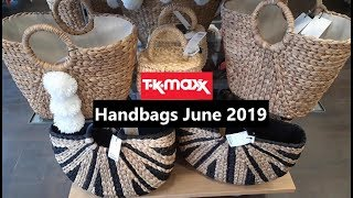 TK Maxx June handbags | Anasthasia Style