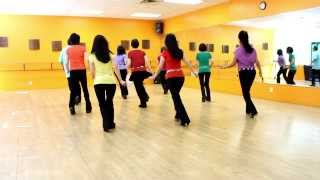 Long Time Gone - Line Dance (Dance & Teach in English & 中文)
