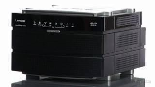 Linksys by Cisco NAS200 Network Storage System