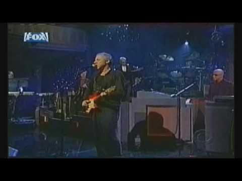Mark Knopfler  What it is Letterman 00