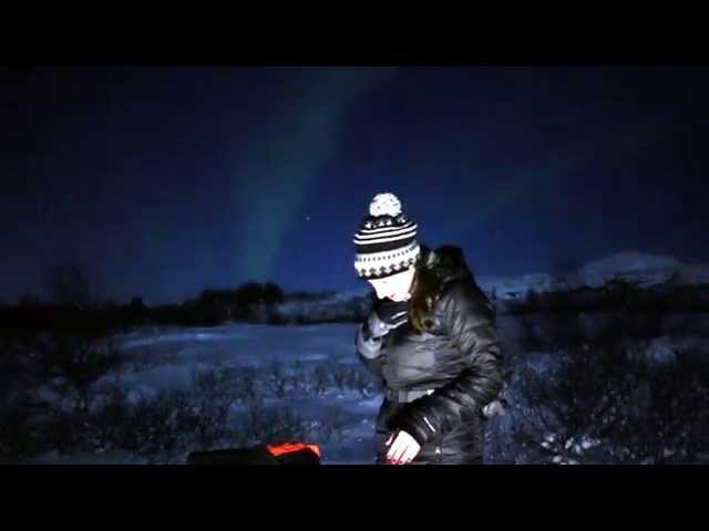 Northern Lights Proposal Amazing Race Style= 6 States, 2 Countries & 5000 Miles!