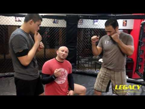Anderson Silva Leg Break Analysis w/Bob Perez (4oz Fight Club)