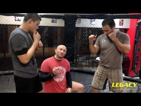 Anderson Silva Leg Break Analysis w/Bob Perez (4oz Fight Club)
