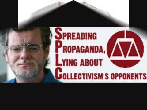 "SPLC Southern Poverty Law Center officially declared ""left-wing Hate Group"""
