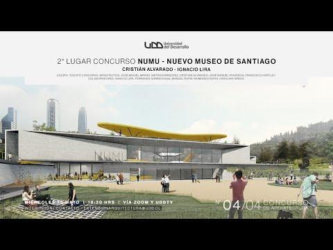 Charla | 2° lugar concurso NUMU - Nuevo Museo de Santiago