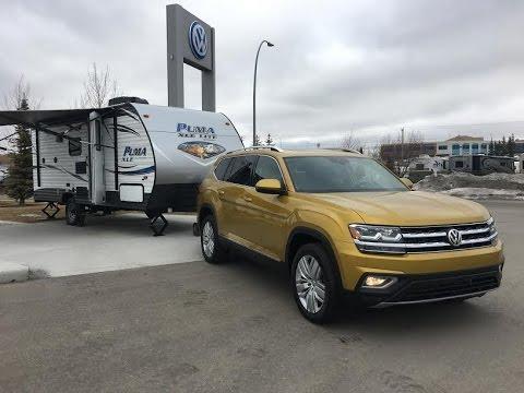 The All-New 2018 Volkswagen Atlas | Calgary, AB