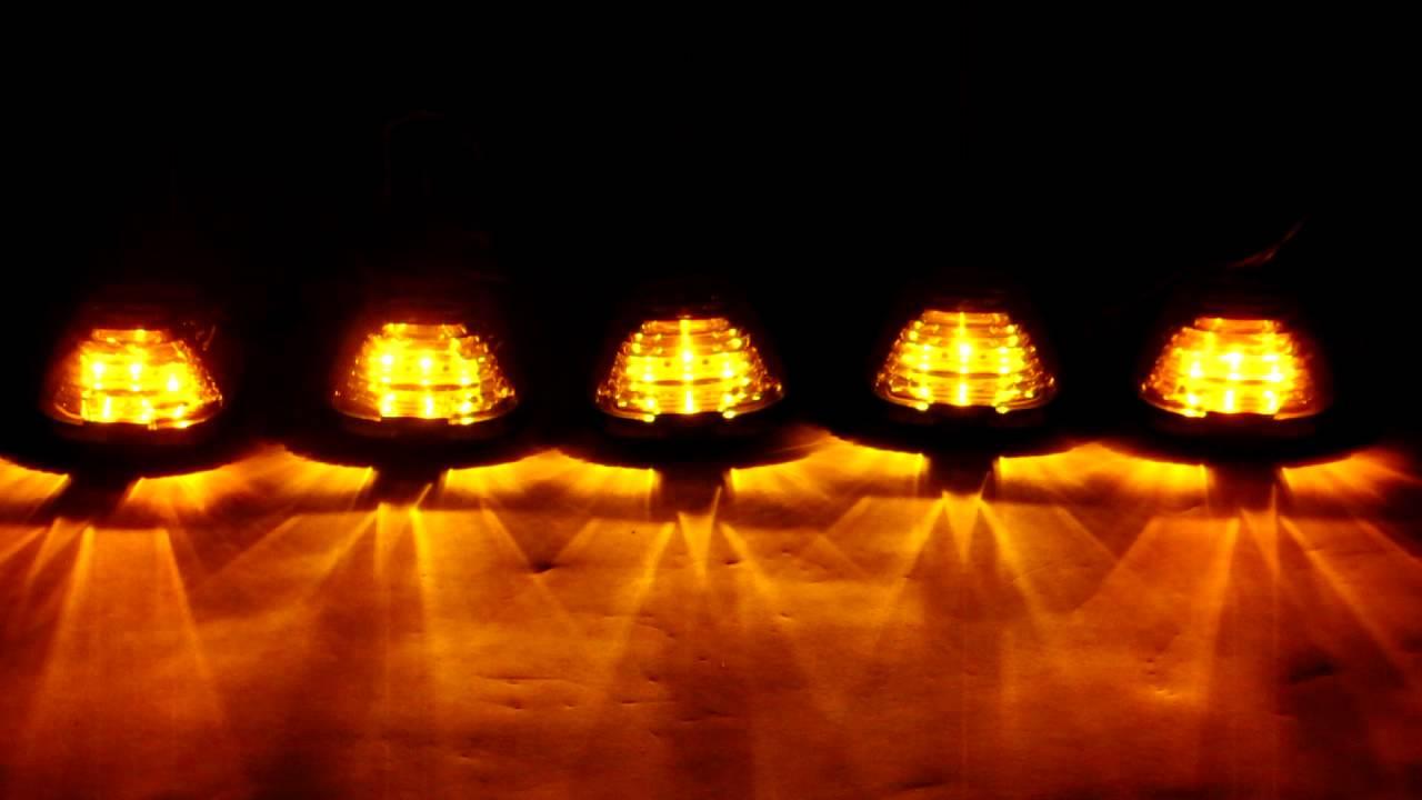 Led Cab Lights Dually