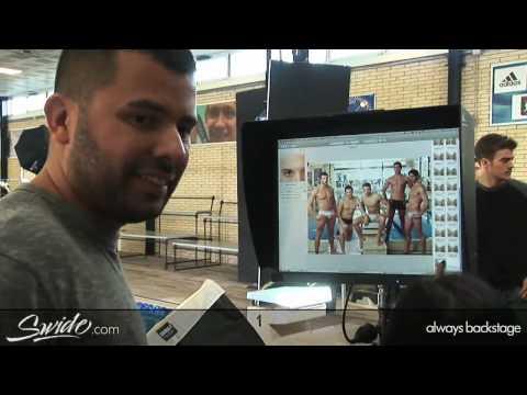 MEN AT WORK_ FASHION PHOTOGRAPHER MARIANO VIVANCO ON DOLCE_GABBANA SHOOT