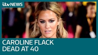 Caroline Flack, former Love Island presenter, found dead | ITV News