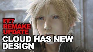 Cloud's Design Has Changed...!?! Final Fantasy 7 Remake Update