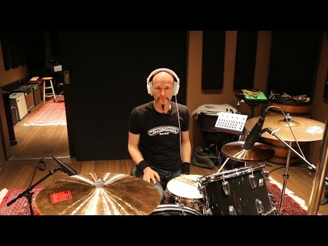 Free Drum Samples Download  - Matt Starr, Atrium Studios - Produce Like A Pro: Warren Huart.