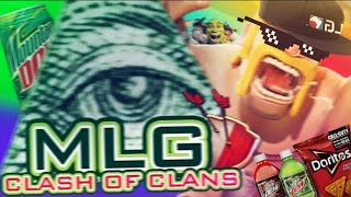 CLASH OF CLANS || MLG EPIC || XDD