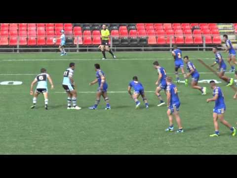 SG Ball Finals Week 1 - Parramatta Eels vs Cronulla Sharks
