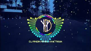 Download DJ ANGIN RINDU || DJ OH ANGIN BISIKAN PADANYA ||Viral_tikTok terbaru2021