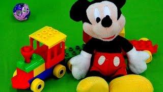 Английский для детей: Игрушки Винни и его друзья.