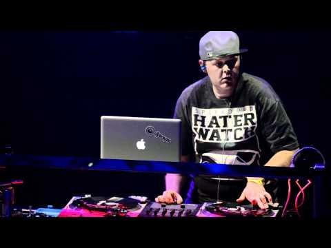 DJ Trayze 2012 Red Bull Thre3style DJ Competition Set 5-30-2012