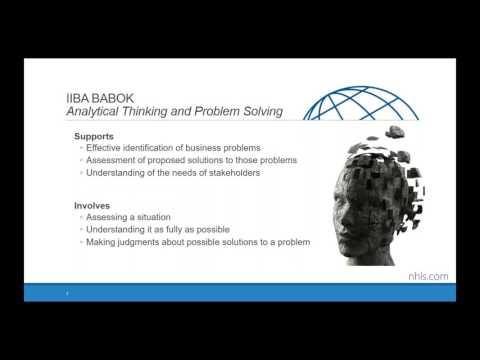 IIBA BABOK Soft Skills Every Business Analyst Needs