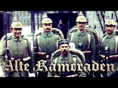 Alte Kameraden ✠ [German March And Soldier Song][instrumental]