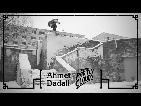 Ahmet Dadali Partly Cloudy Segment