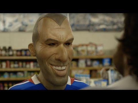 Vaudeville Smash ft. Les Murray - Zinedine Zidane (Official Video)