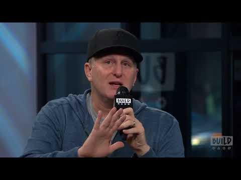 "Michael Rapaport On Showtime's ""White Famous"""