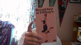 My 2 Different VHS Copies Of Breakfast At Tiffany