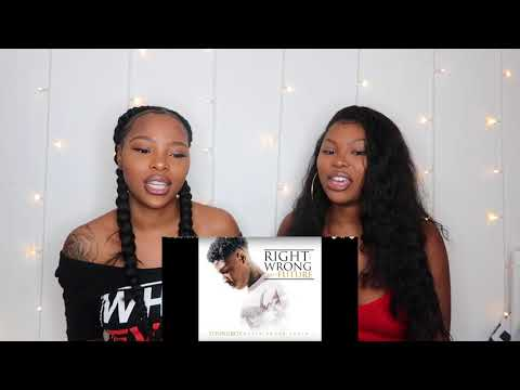 YoungBoy Never Broke Again - Right or Wrong (feat. Future)  REACTION
