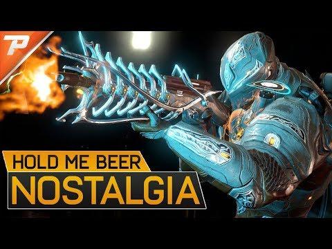 Warframe Iron Boi Nostalgia - Hold My Beer thumbnail