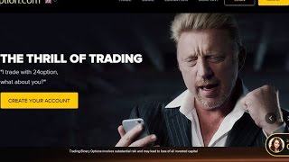 Trading Binary Options - Best Binary Options Broker And Signals Robot 2016
