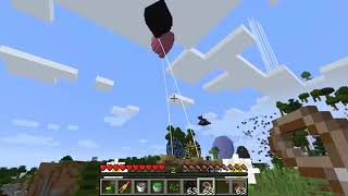 PopularMMOs Pat and Jen Minecraft TURN THE WORLD UPSIDE DOWN!!! INSANE ITEMS LIKE NO OTHER!