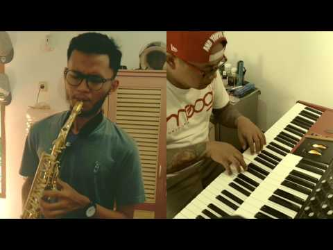 Terlalu cinta - rossa (cover saxophone)