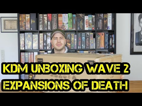 Unboxing - Kingdom