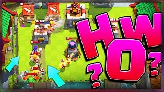 HOW DID WE SURVIVE!? • Clash Royale • WINNING!!