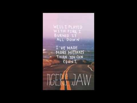 Tigers Jaw - Never Saw It Coming (Lyrics)