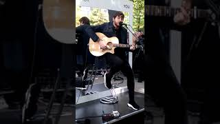 James Arthur At Southbank London 18/10/19 Quite Miss Home