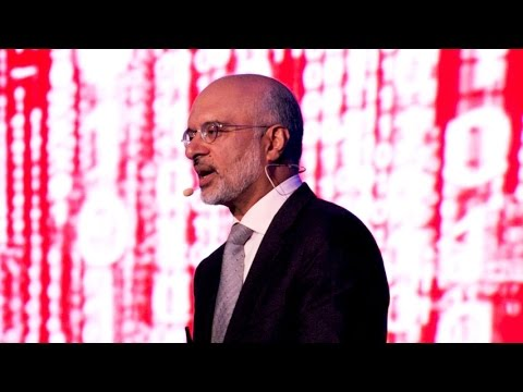 Piyush Gupta: Big data revolution