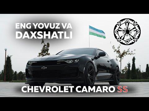 Chevrolet Camaro SS – MUSCLE CARda TAHOEning motori!