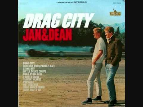 Jan & Dean - Drag City (1963)
