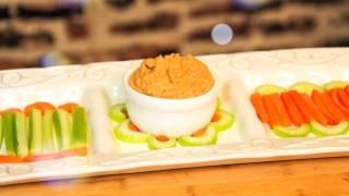 Raw Sundried Tomato Pate - Ligia's Kitchen