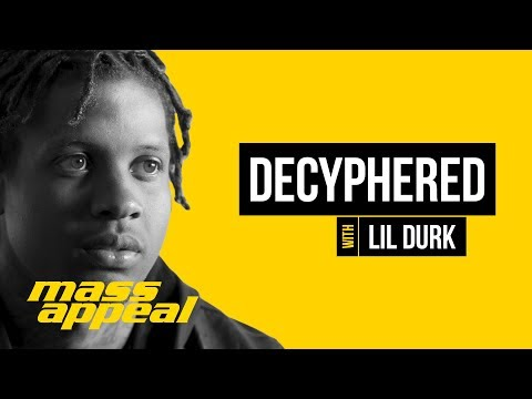 Decyphered: Lil Durk | On Being 'Signed to the Streets,' Life in Chicago and more...