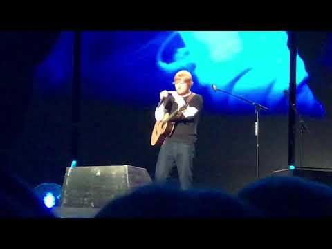 Ed Sheeran - 10/13/18 - Kansas City, MO