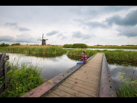 I'm in The Motherland! -- Netherlands Travel Vlog
