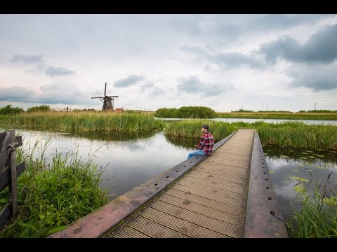 I'm in The Motherland! -- Netherlands Travel Vlog